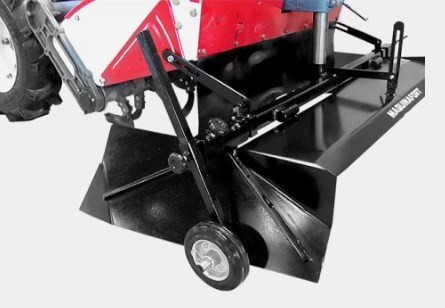 Encanteirador para Micro Trator EH-900 com Rodas