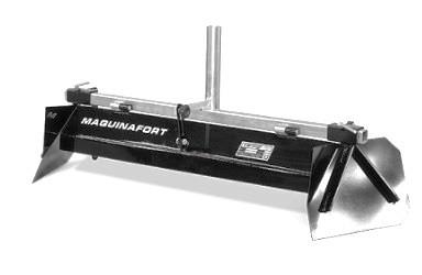 Encanteirador para Rotativa uso em Micro Trator 1,20m sem Rodas