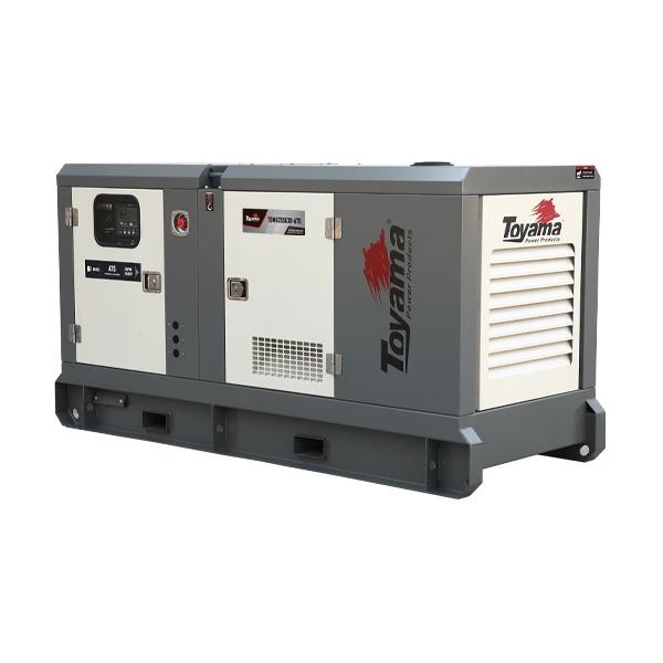 Gerador a Diesel Toyama TDMG25SE3D-ATSO