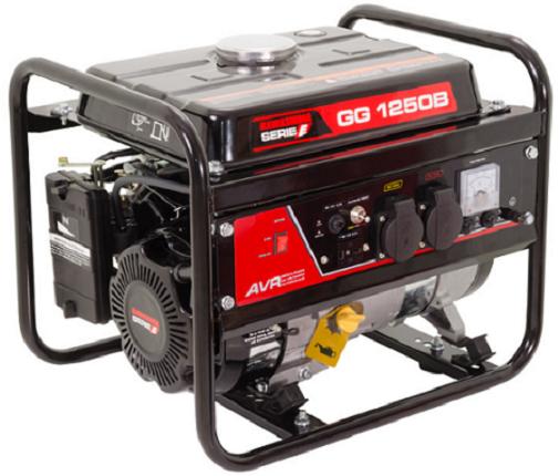 Gerador de Energia Kawashima Serie E GG 1250-B