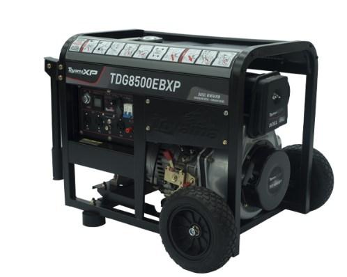 Gerador de Energia Toyama TDG 8500 EBXP  a Diesel