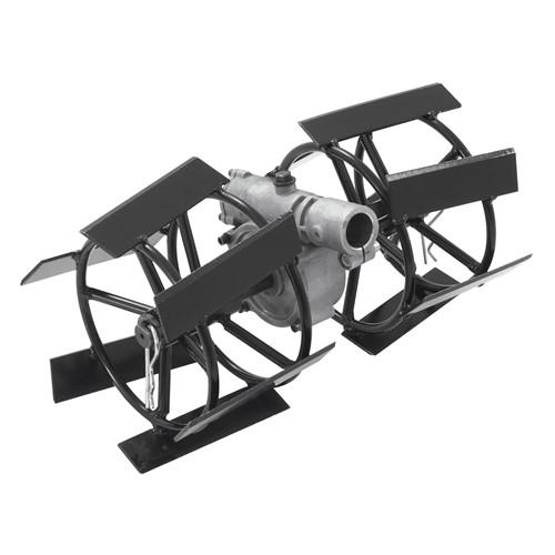 Kit Acessório Capinadeira Agrícola com 3 Rodas