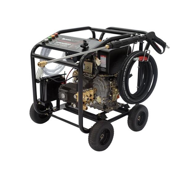 Lavadora de Alta Pressão a Diesel Toyama TDPW3600E-XP