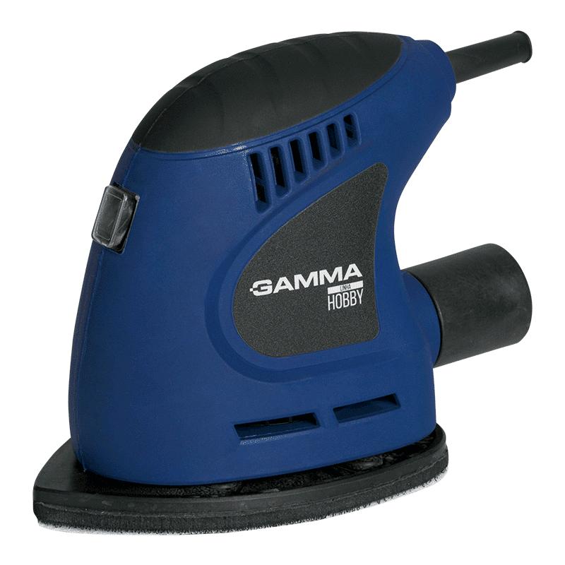 Lixadeira Orbital Delta Gamma 150 W Hobby
