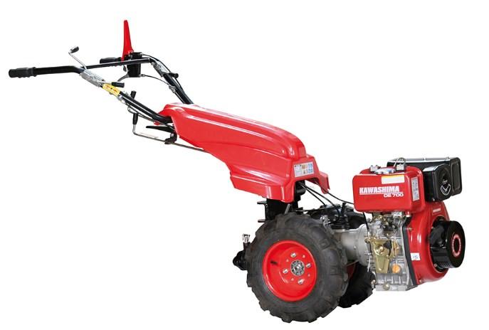 Micro Trator Kawashima MFD 743 7HP