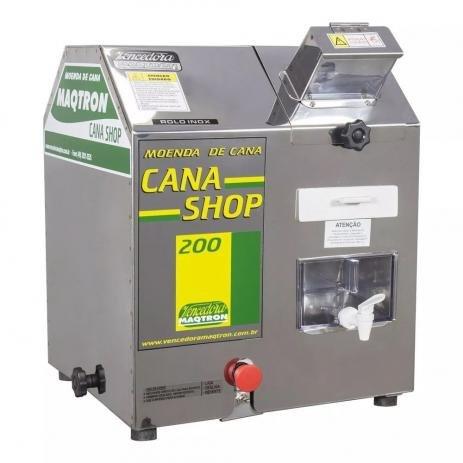 Moenda de Cana Cana Shop 200 Elétrica