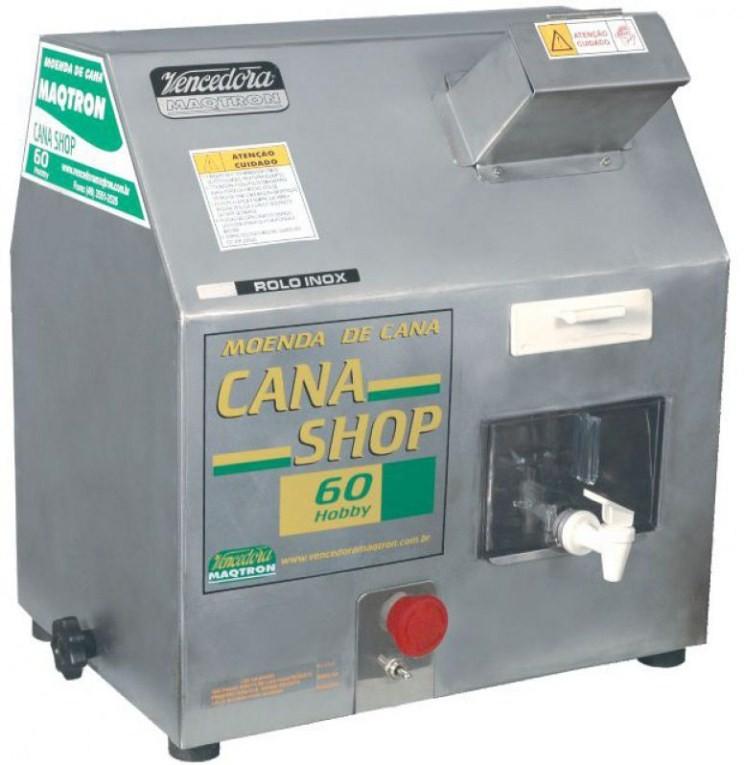 Moenda de Cana Cana Shop 60 Elétrica