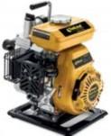 Motobomba AutoEscorvante Alum. 1 1/2 x 1/2, Motor Gás 4T 98cc C/alça