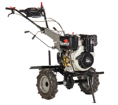 Motocultivador Toyama a Diesel 11 HP TDT135R8-XP