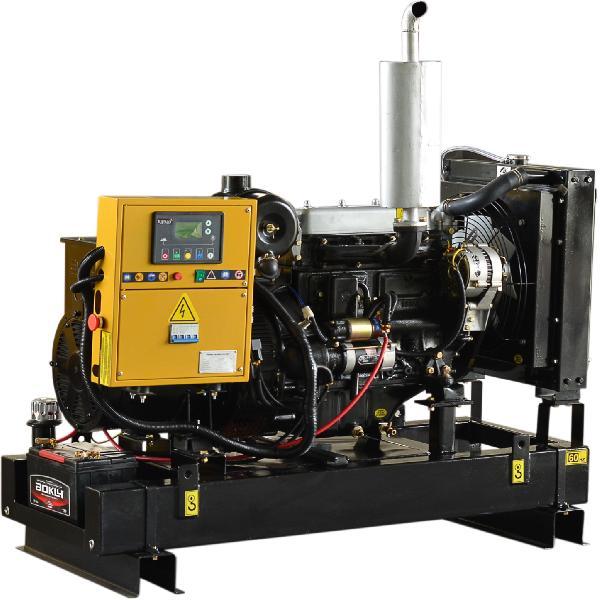 Motogerador Buffalo Diesel BFDE 15.000 PRO - 380V - Trif - Aberto