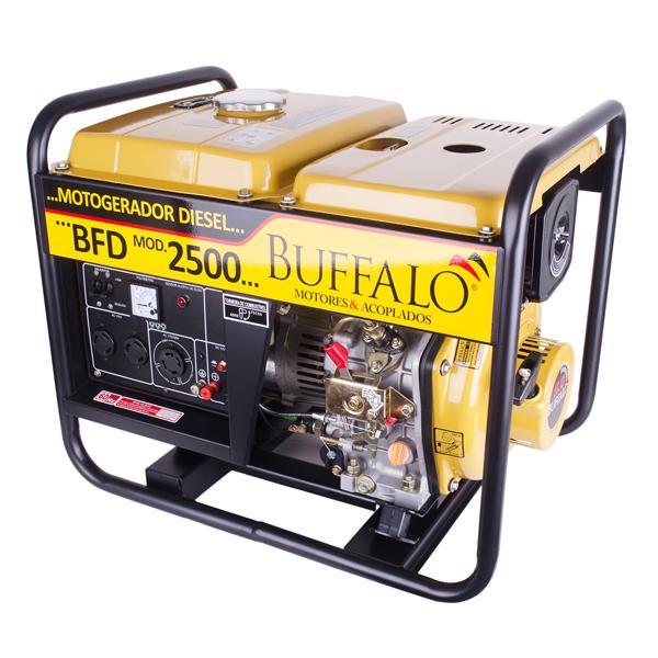 Motogerador Buffalo Diesel BFDE 2.500