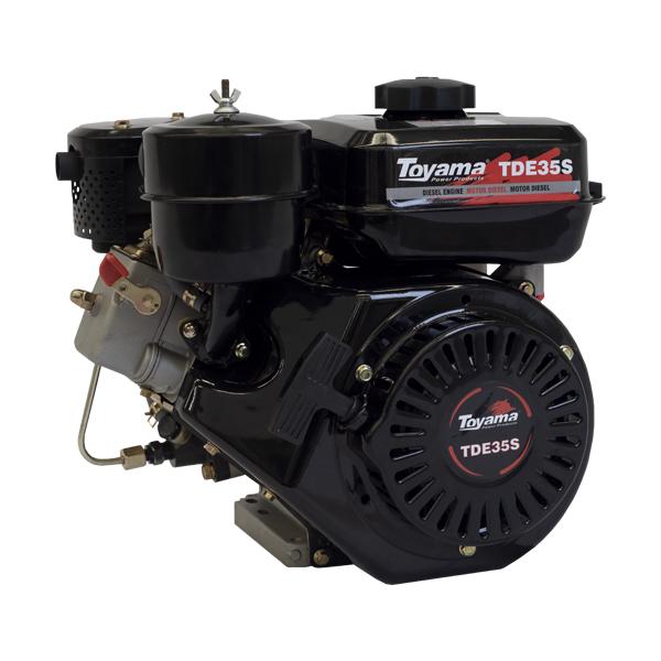 Motor a Diesel Toyama TDE35S-GII