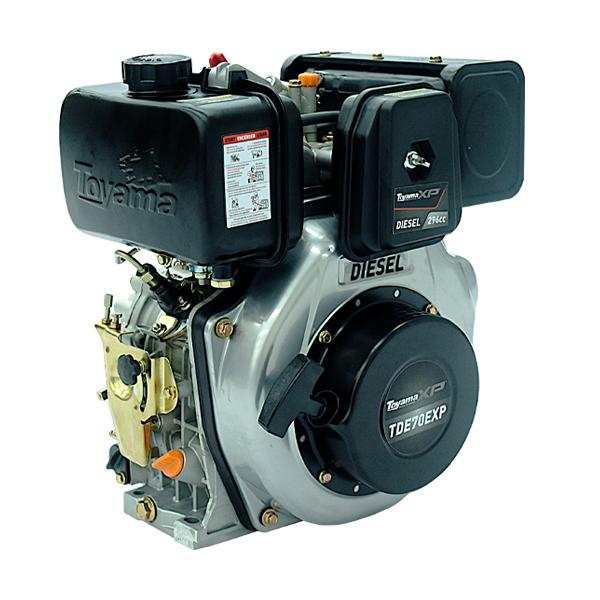 Motor a Diesel Toyama TDE70EXP