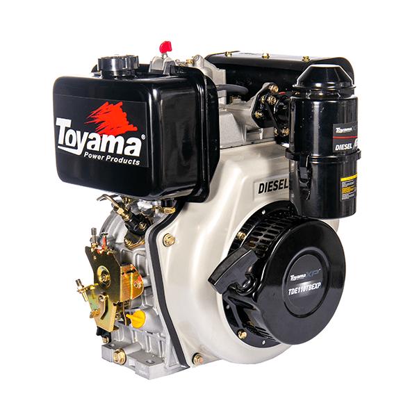 Motor a Diesel Toyama TDE110TBEXP