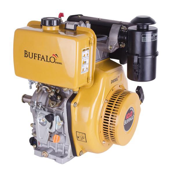 Motor Buffalo BFDE 10.0 a Diesel (Filtro a Óleo)