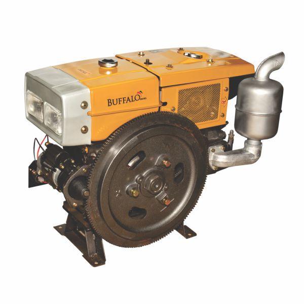 Motor Buffalo BFDE 22.0 Radiador