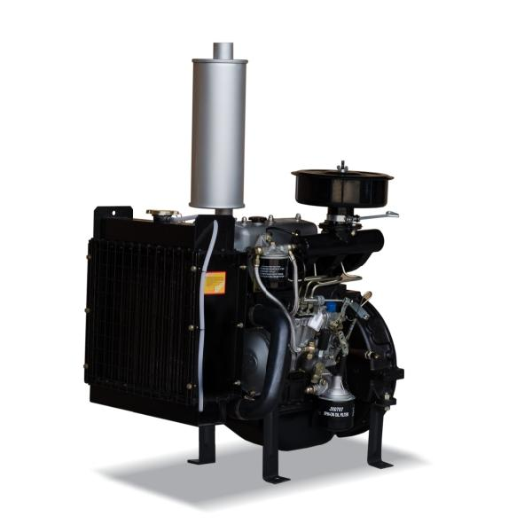Motor Buffalo BFDE 385 - 3 Cilindros 3000RPM