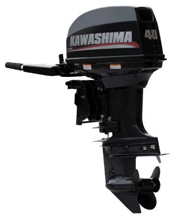 Motor de Popa Kawashima KM 40TE 40 HP