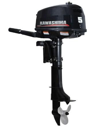 Motor de Popa Kawashima KM 5T 5 HP