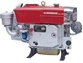 Motor Estacionário Diesel S 1100-A2M Chang Chai