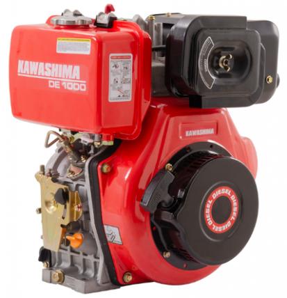 Motor Estacionário Kawashima DE 1000 a Diesel