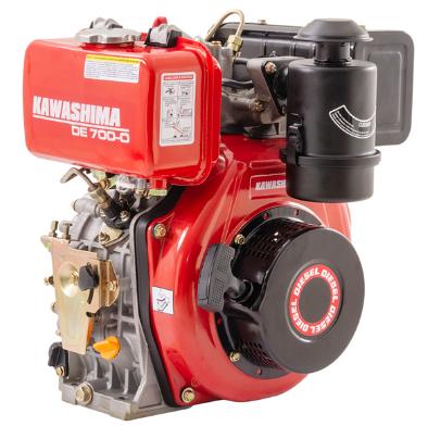 Motor Estacionário Kawashima DE 700-O a Diesel