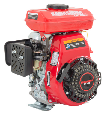 Motor Estacionário Kawashima GE 250 a Gasolina