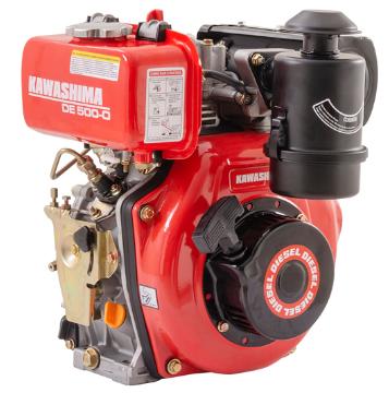 Motor Estacionário Kawashima DE 500-O a Diesel / Filtro de Ar Banhado a Óleo