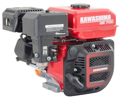 Motor Estacionário Kawashima GE 700 a Gasolina