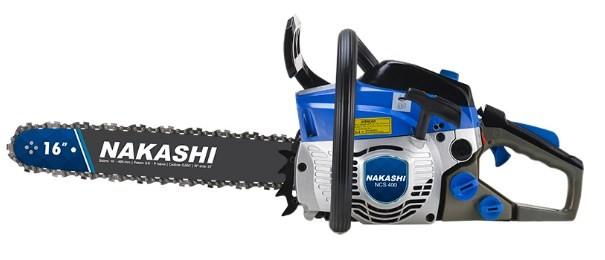 Motosserra Nakashi NCS 400 40,1cc