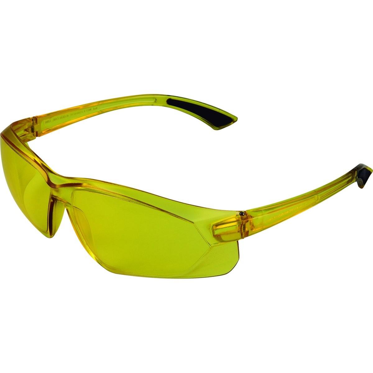 Óculos Worker de Proteção WK3 Amarelo