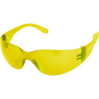 Óculos Worker de Segurança WK2 Amarelo