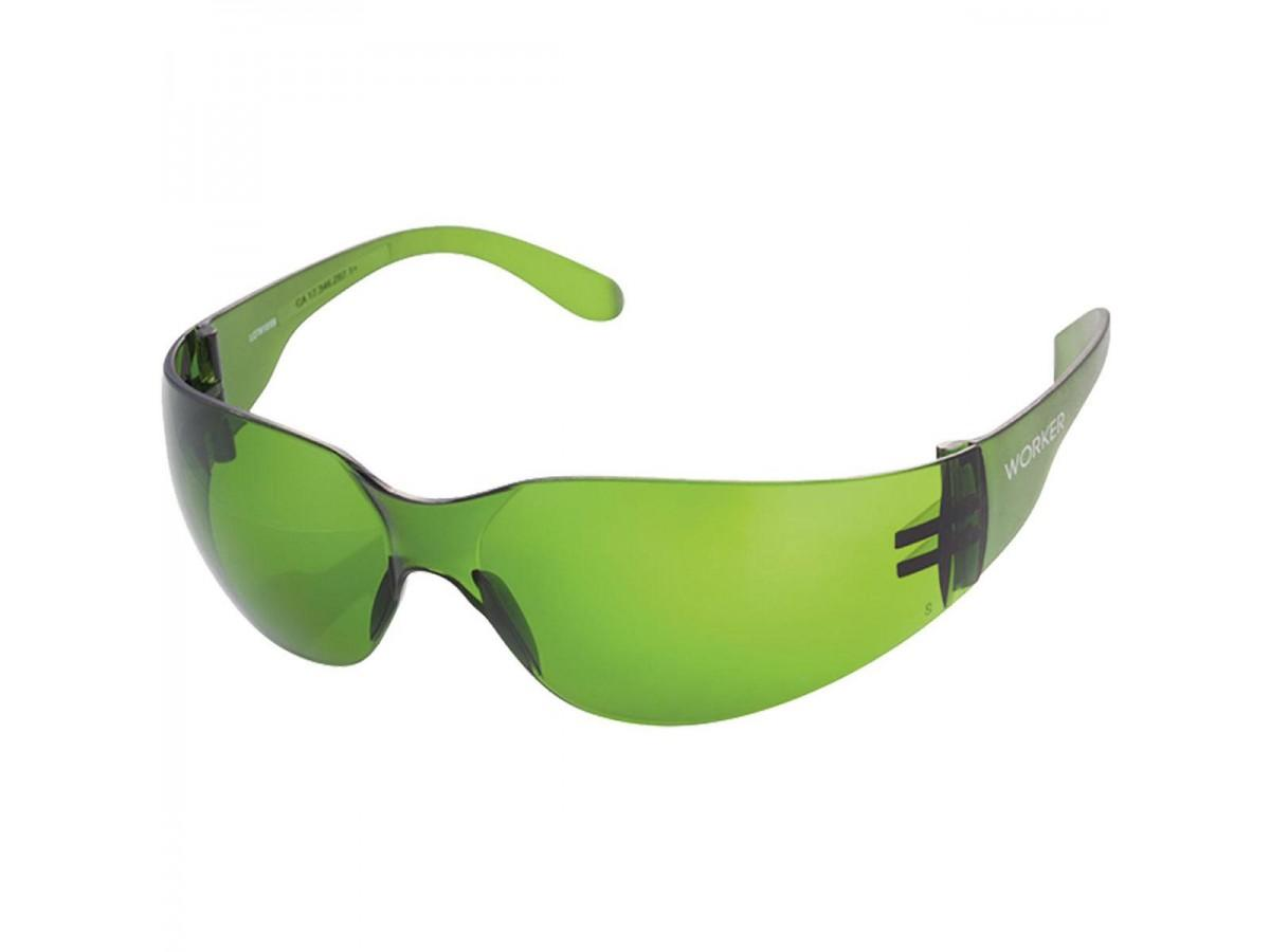 Óculos Worker de Segurança WK2 Verde