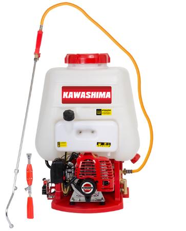 Pulverizador Agrícola Kawashima PCG 2625 25,4cc