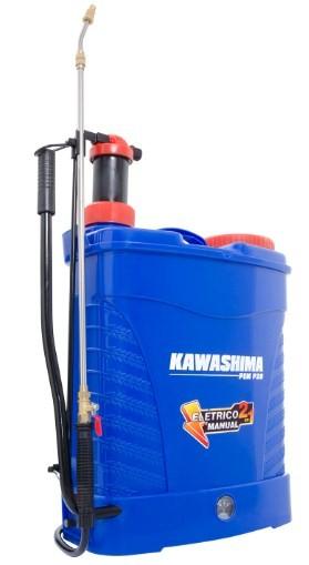 Pulverizador Costal a Bateria 20 Litros Kawashima