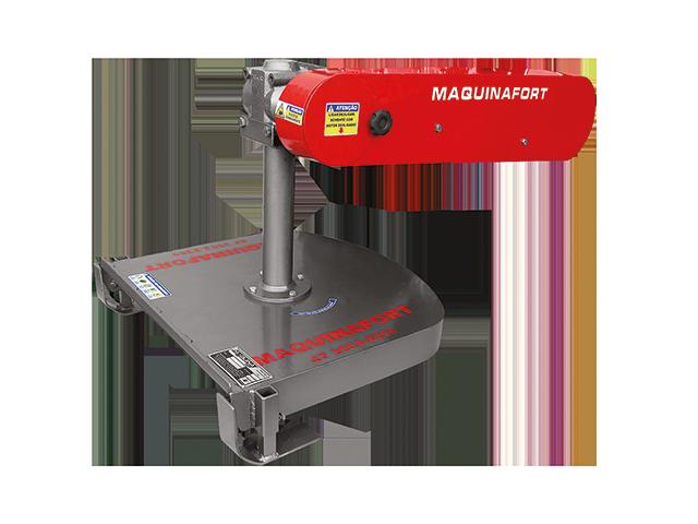 Roçadeira Frontal RF500 com Polia Redutora para Motocultivador Maquinafort