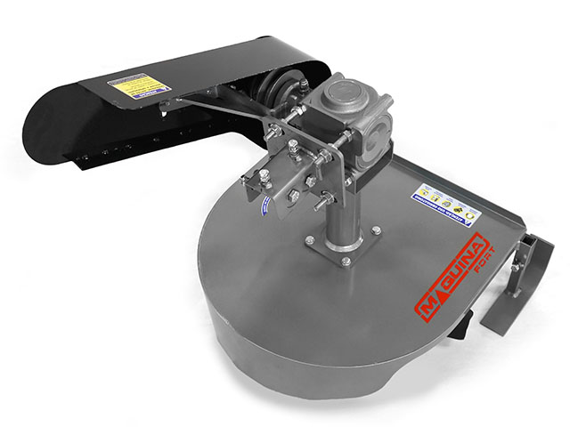 Roçadeira Frontal RF-500 para Motocultivador Maquinafort