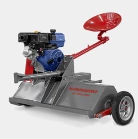 Roçadeira Trincha para Micro Trator com Motor 13,5HP