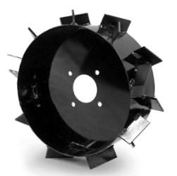 Rodas de Ferro para Motocultivador 8