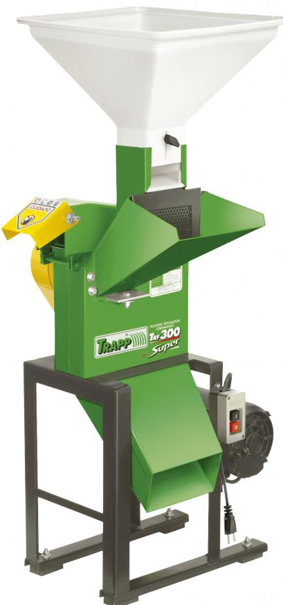 Triturador Forrageiro Trapp TRF 300 Super