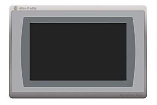 Allen-bradley 2711p-t9w21d8s Panelview Plus 7 9 Ihm