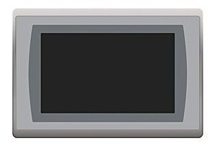 Allen-bradley 2711r-t7t Panelview 800 Cores Touch Screen 7