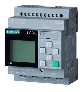 Clp Logo Siemens V8 6ed1052 1md08 0ba0 12/24rce Ethernet