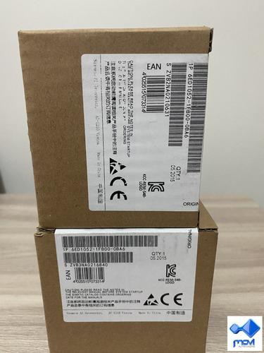 Clp Siemens 6ed1052-1fb00-0ba6 Logo! 230rc 115/230vac 8di4do
