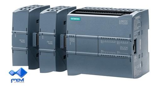Clp Siemens 6es7 214-1bg40-0xb0 S7-1200 Cpu 1214c 85-240vac