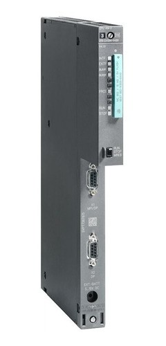 Clp Siemens S7-400 Cpu 6es7 414-2xk05-0ab0 Cpu414-2 Mpi Dp