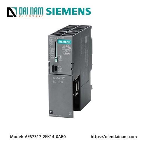 Cpu Siemens 6es7317-2fk14-0ab0 Cpu317f-2 Pn/dp/ethernet/mpi