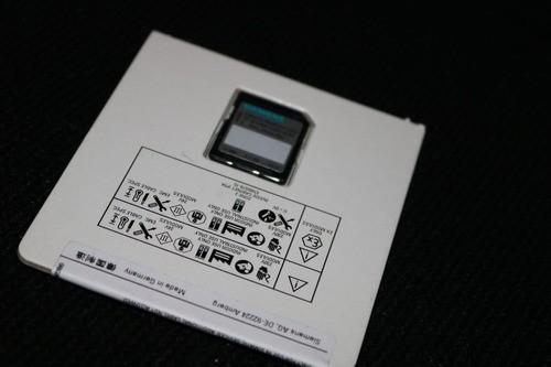 Memória Siemens Simatic 12mb 6es7954-8le03-0aa0
