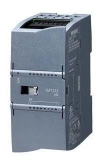 Modulo Expansão 6es7232-4hd32-0xb0 S7 1200 Sm1232 Ao4x14 Bit