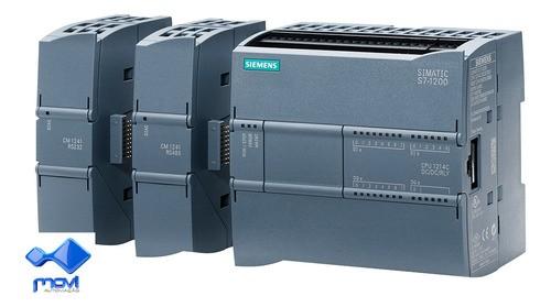 Modulo Siemens 6es7 222-1bf32-0xb0 8do 24v Dc S7-1200 Sm1222